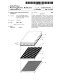 DISPLAY WITH LIGHT CONCENTRATING SUBSTRATE diagram and image