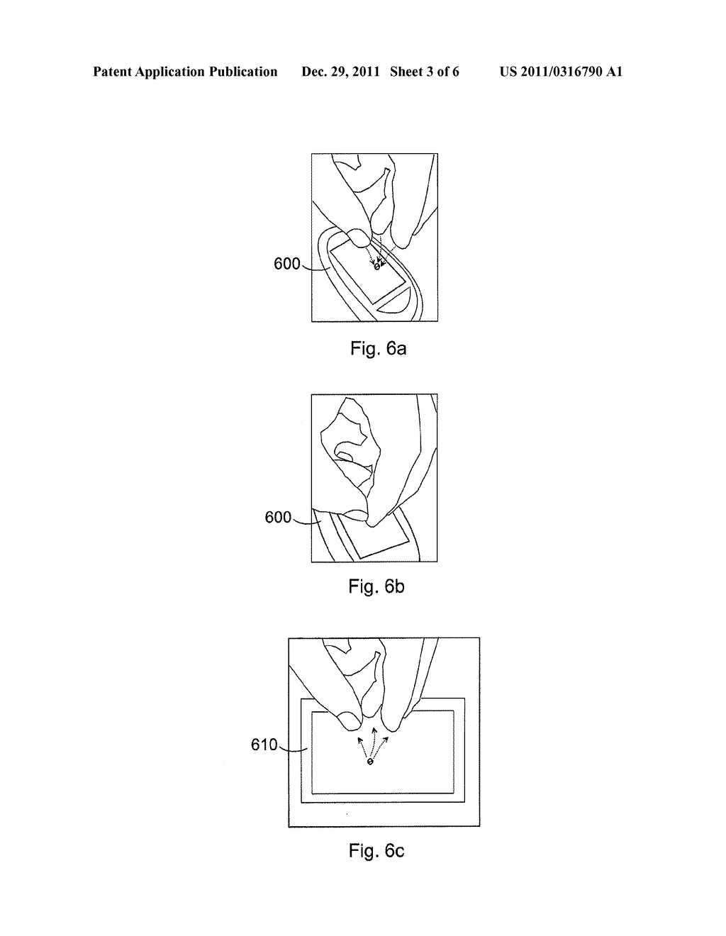APPARATUS AND METHOD FOR PROXIMITY BASED INPUT - diagram, schematic, and image 04