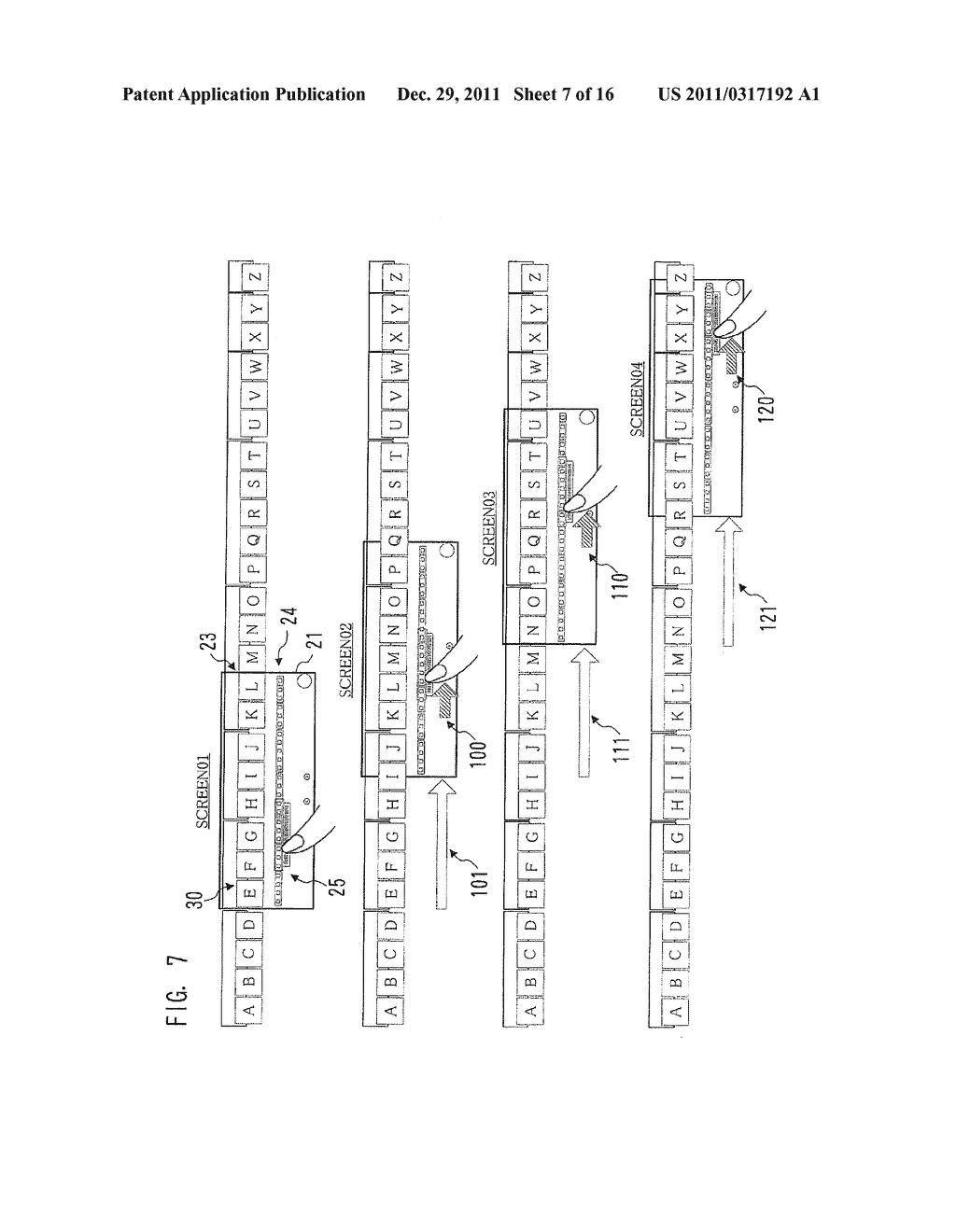 IMAGE PROCESSING APPARATUS, METHOD FOR DISPLAYING INTERFACE SCREEN, AND     COMPUTER-READABLE STORAGE MEDIUM FOR COMPUTER PROGRAM - diagram, schematic, and image 08