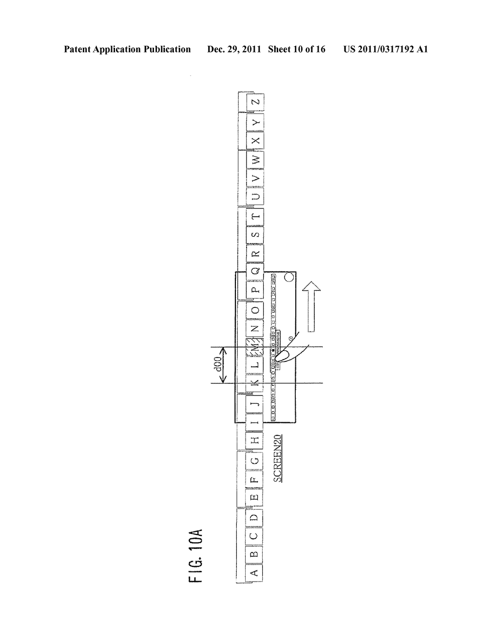 IMAGE PROCESSING APPARATUS, METHOD FOR DISPLAYING INTERFACE SCREEN, AND     COMPUTER-READABLE STORAGE MEDIUM FOR COMPUTER PROGRAM - diagram, schematic, and image 11