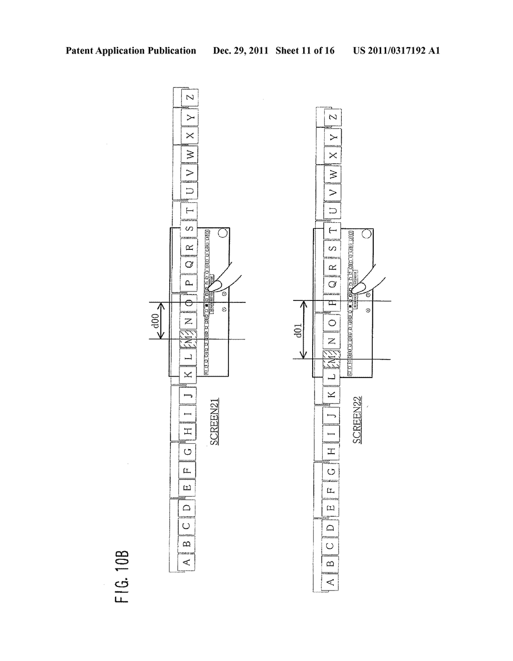 IMAGE PROCESSING APPARATUS, METHOD FOR DISPLAYING INTERFACE SCREEN, AND     COMPUTER-READABLE STORAGE MEDIUM FOR COMPUTER PROGRAM - diagram, schematic, and image 12