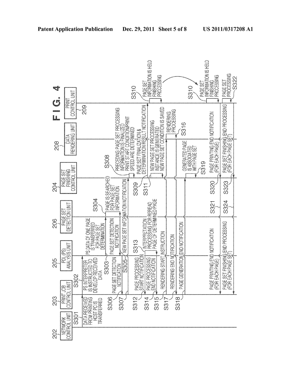 PRINTING APPARATUS AND CONTROL METHOD THEREOF - diagram, schematic, and image 06