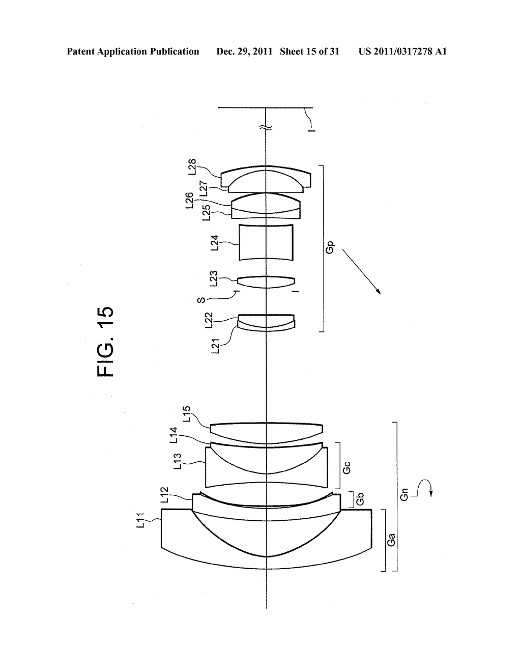 ZOOM LENS, IMAGING APPARATUS, AND METHOD FOR MANUFACTURING ZOOM LENS - diagram, schematic, and image 16