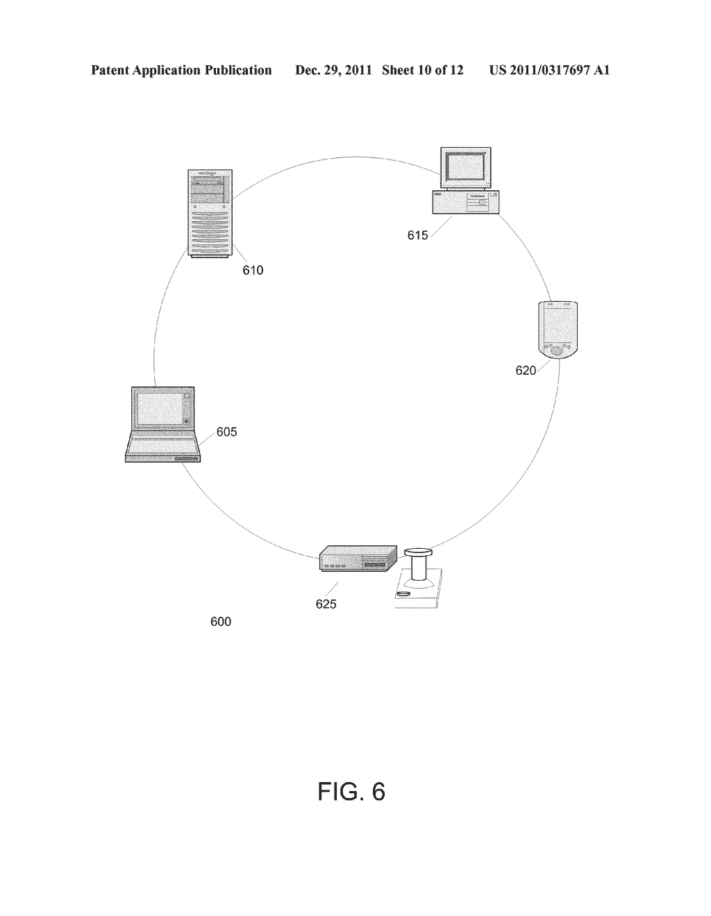 BROADCAST MESSAGING IN PEER TO PEER OVERLAY NETWORK - diagram, schematic, and image 11