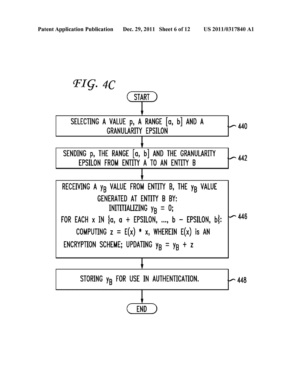 SYSTEM AND METHOD OF PERFORMING AUTHENTICATION - diagram, schematic, and image 07