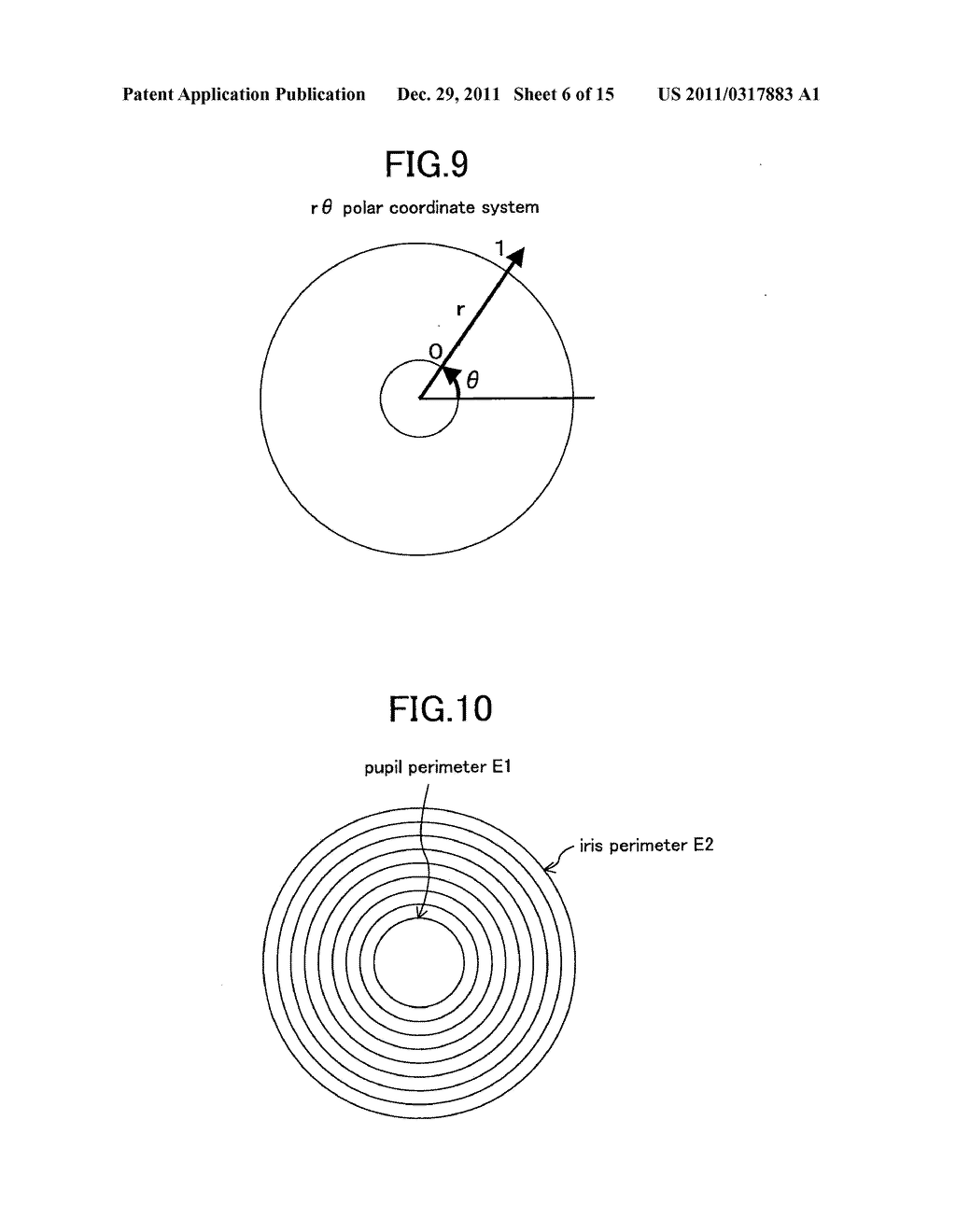 Techniques and apparatus for increasing accuracy of iris of iris authentication by utilizing a plurality of iris images having different pupil diameteriris diameter ratios diagram schematic and image 07 pooptronica Choice Image