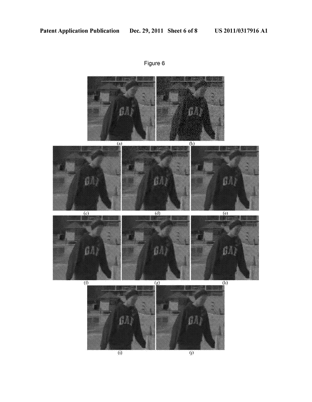 METHOD AND SYSTEM FOR SPATIAL-TEMPORAL DENOISING AND DEMOSAICKING FOR     NOISY COLOR FILTER ARRAY VIDEOS - diagram, schematic, and image 07