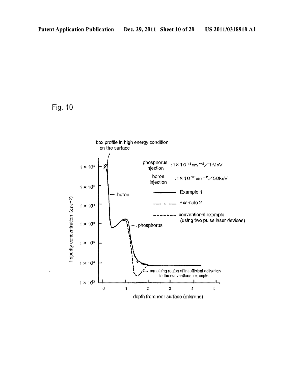 METHOD OF MANUFACTURING A SEMICONDUCTOR DEVICE - diagram, schematic, and image 11