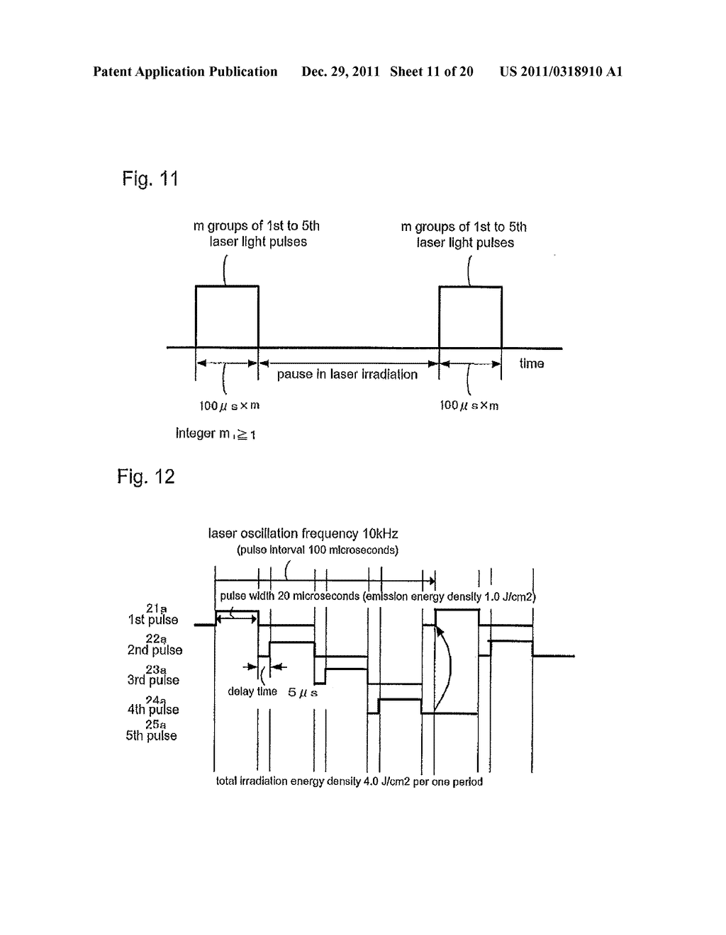 METHOD OF MANUFACTURING A SEMICONDUCTOR DEVICE - diagram, schematic, and image 12