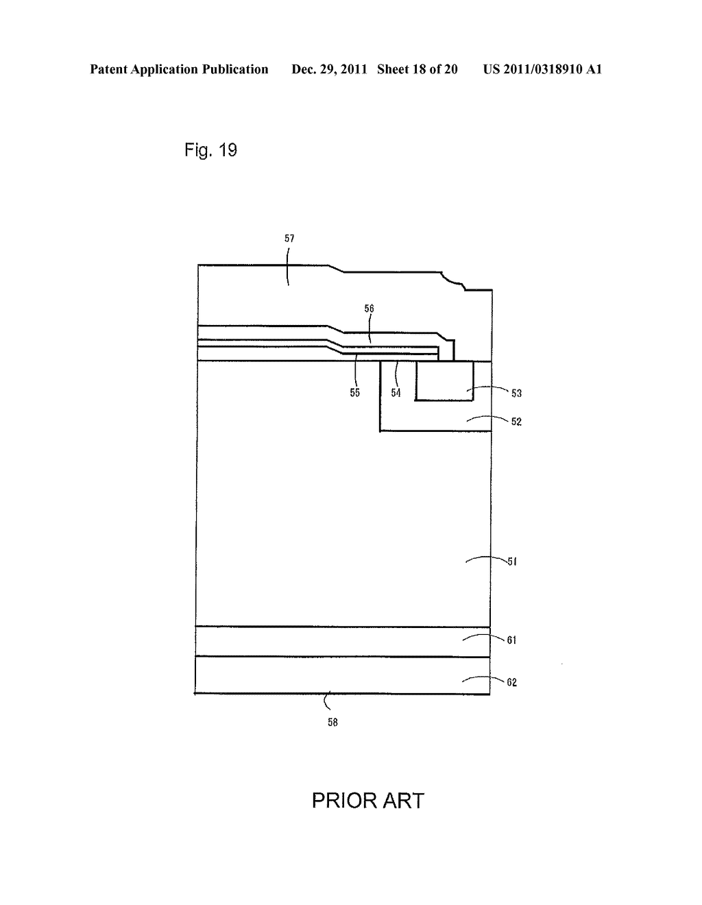 METHOD OF MANUFACTURING A SEMICONDUCTOR DEVICE - diagram, schematic, and image 19