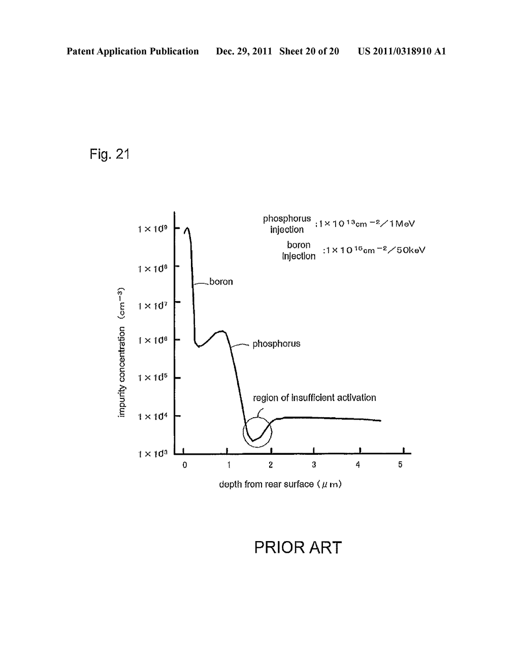 METHOD OF MANUFACTURING A SEMICONDUCTOR DEVICE - diagram, schematic, and image 21