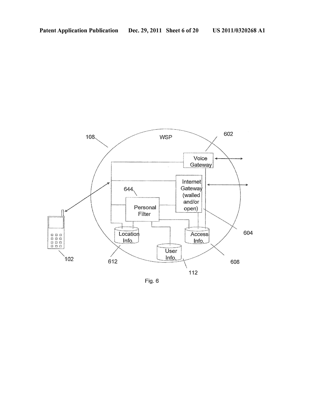 SYSTEM FOR TARGETING ADVERTISING CONTENT TO A PLURALITY OF MOBILE     COMMUNICATION FACILITIES - diagram, schematic, and image 07