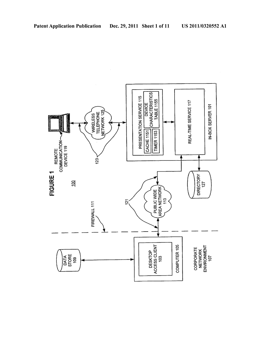 ASYNCHRONOUS REAL-TIME RETRIEVAL OF DATA - diagram, schematic, and image 02