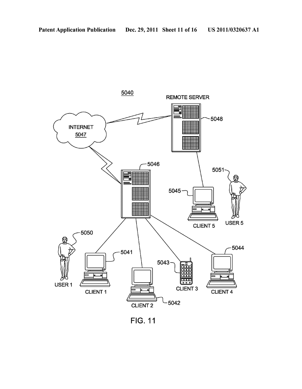 discovery by operating system of information relating to adapter