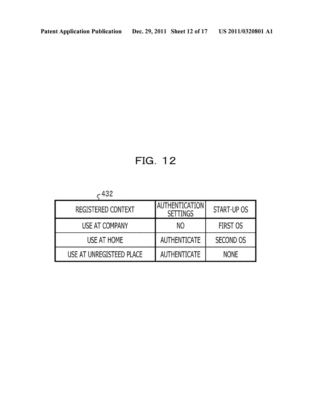 INFORMATION PROCESSING APPARATUS AND START-UP METHOD - diagram, schematic, and image 13