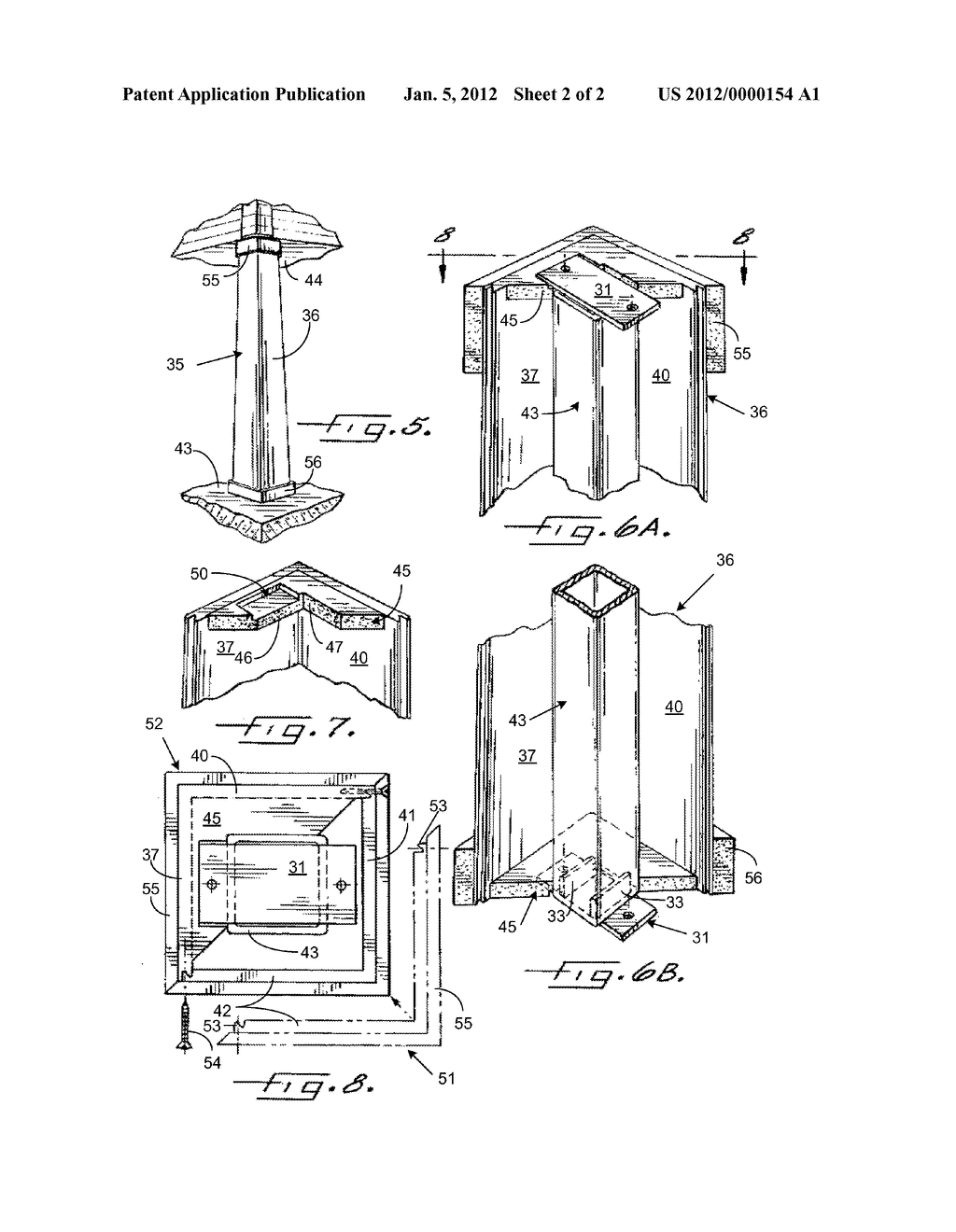 Light Weight Load Bearing Architectural Column - diagram, schematic ...