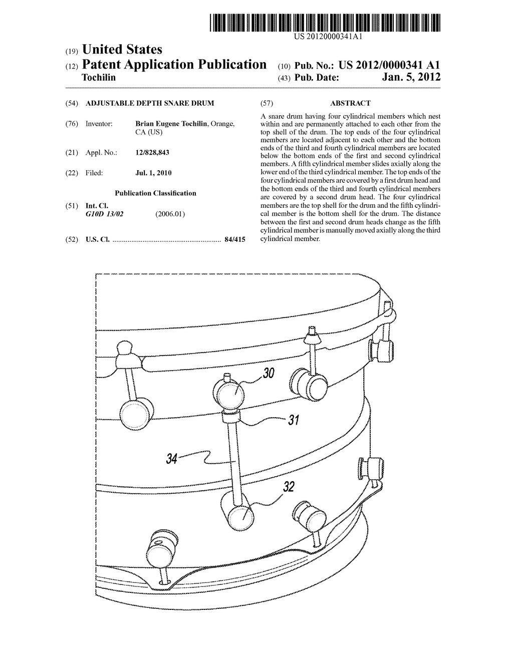 adjustable depth snare drum diagram schematic and image : snare drum diagram - findchart.co