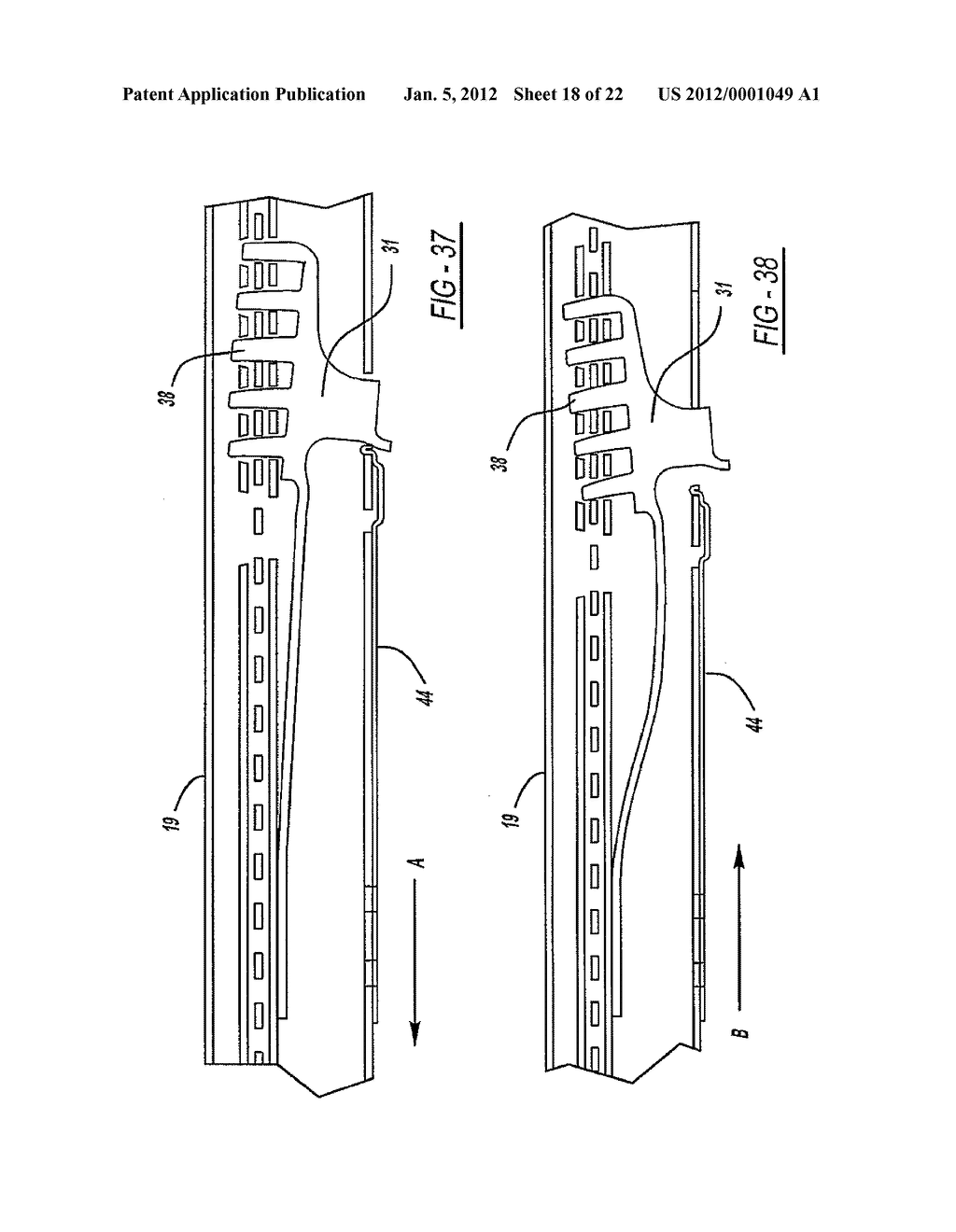 LATCH MECHANISM - diagram, schematic, and image 19