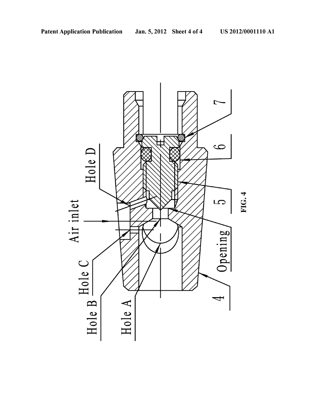 plug valve for gas stove - diagram, schematic, and image 05  patents