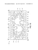 SEMICONDUCTOR PACKAGE WITH AN EMBEDDED PRINTED CIRCUIT BOARD AND STACKED     DIE diagram and image