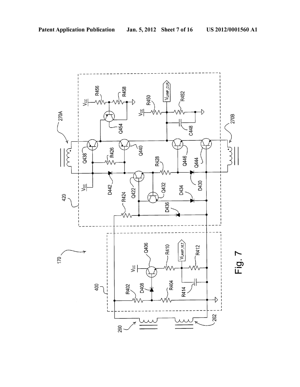 Electronic Ballast Having A Partially Self Oscillating Inverter Choke Circuit Diagram Schematic And Image 08