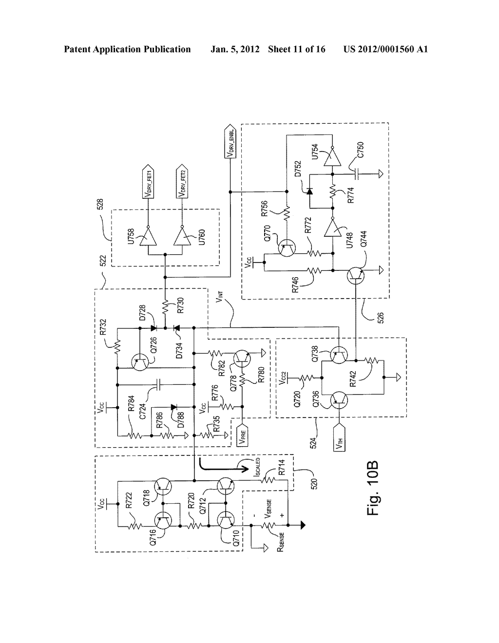 Electronic Ballast Having A Partially Self Oscillating Inverter Schematic Circuit Diagram And Image 12