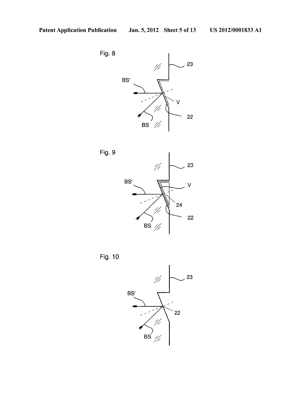 DISPLAY DEVICE AND DISPLAY METHOD - diagram, schematic, and image 06