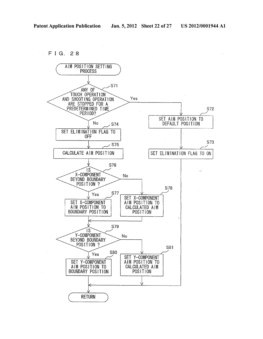 COMPUTER-READABLE STORAGE MEDIUM HAVING INFORMATION PROCESSING PROGRAM     STORED THEREIN, INFORMATION PROCESSING APPARATUS, INFORMATION PROCESSING     SYSTEM, AND INFORMATION PROCESSING METHOD - diagram, schematic, and image 23