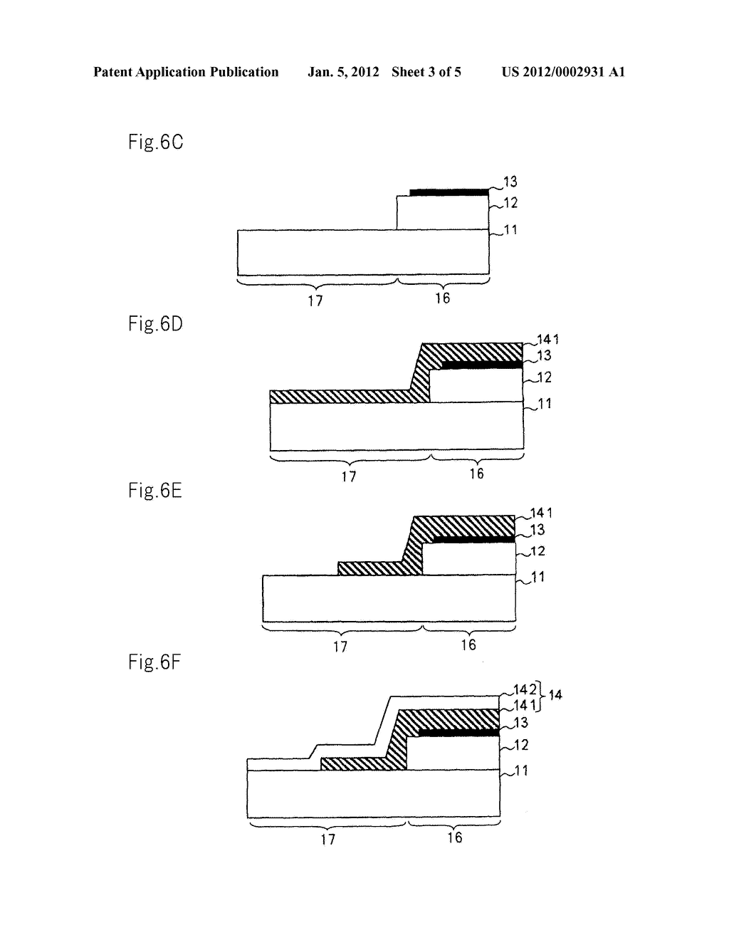 OPTICAL WAVEGUIDE DEVICE AND METHOD OF MANUFACTURING THEREOF - diagram, schematic, and image 04