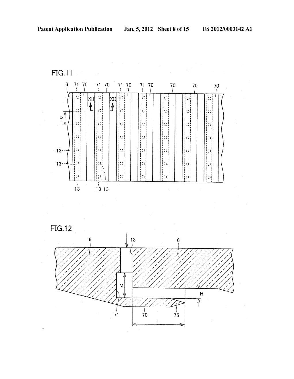 VAPOR-PHASE PROCESS APPARATUS, VAPOR-PHASE PROCESS METHOD, AND SUBSTRATE - diagram, schematic, and image 09