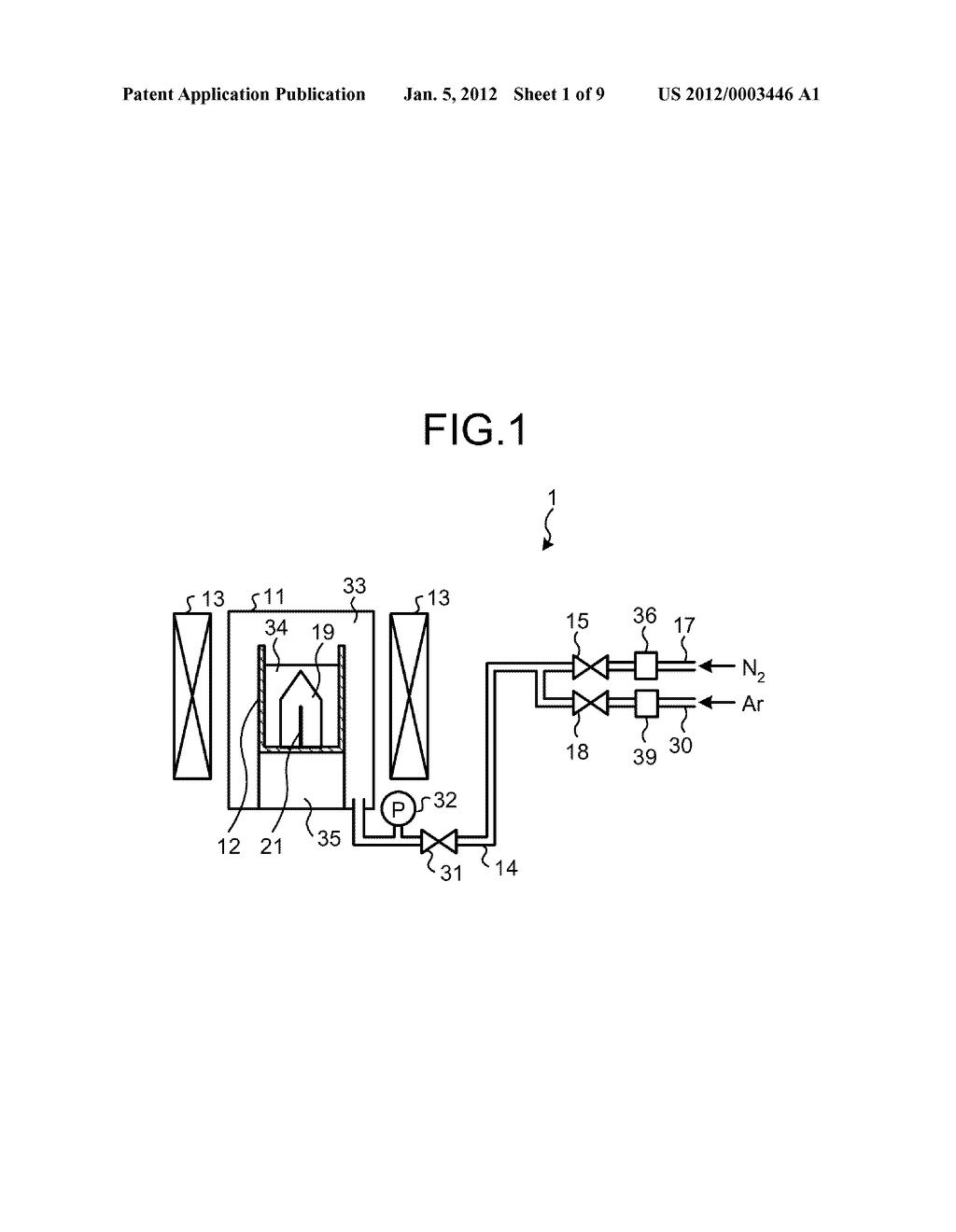 NITRIDE CRYSTAL AND METHOD FOR PRODUCING THE SAME - diagram, schematic, and image 02