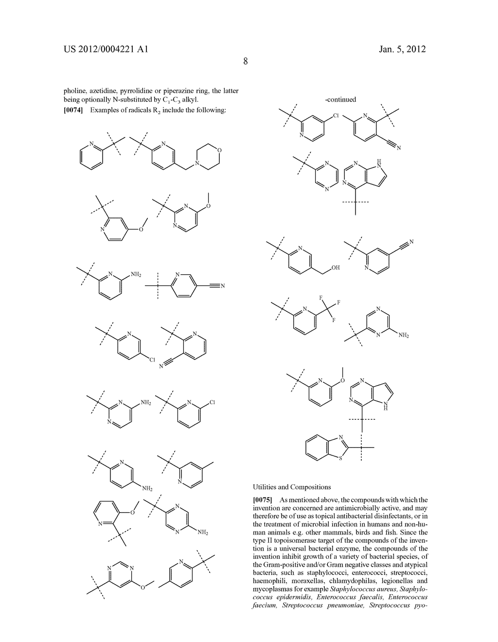 Antibacterial Compositions - diagram, schematic, and image 09