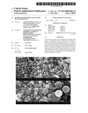 METHOD FOR OBTAINING SOLID MICRO- OR NANOPARTICLES diagram and image