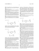 POLYURETHANE RESIN AQUEOUS DISPERSION AND MANUFACTURING METHOD THEREOF diagram and image