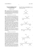 CONJUGATED THIOPHENES HAVING CONDUCTING PROPERTIES AND SYNTHESIS OF SAME diagram and image