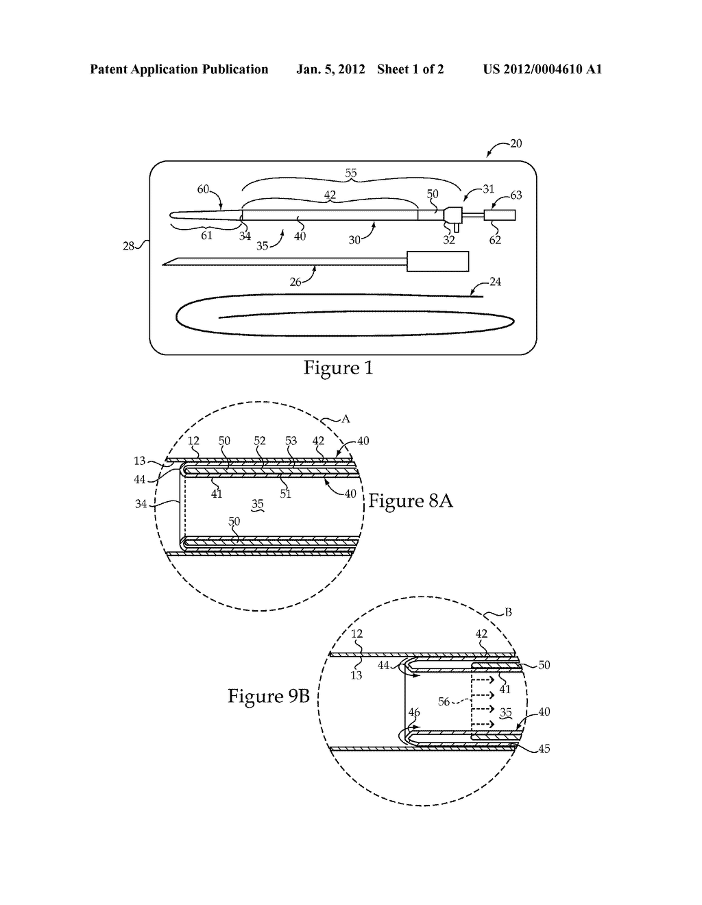Vascular Introducer And Method Of Using Same - diagram, schematic, and image 02