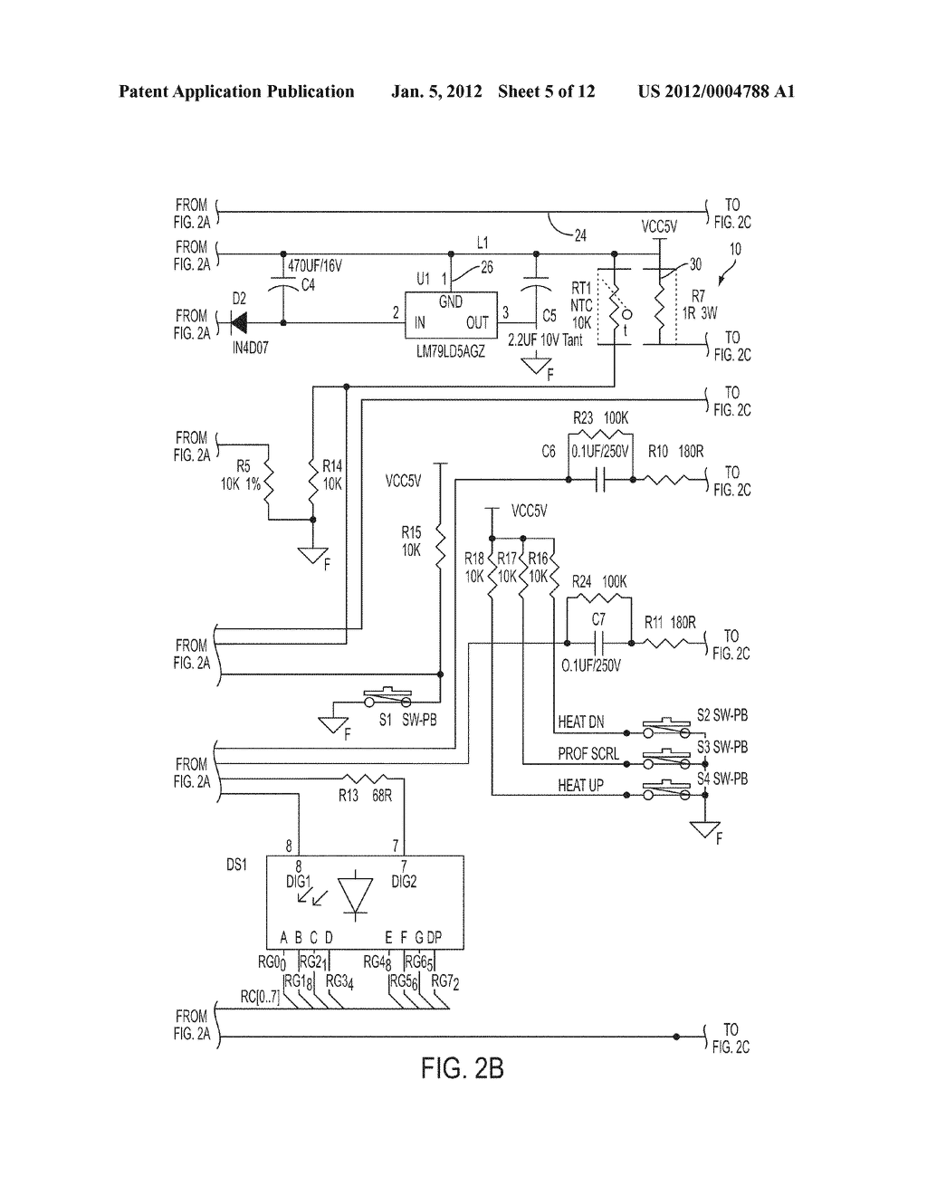 heating blanket with control circuit and safety wire - diagram, schematic,  and image 06