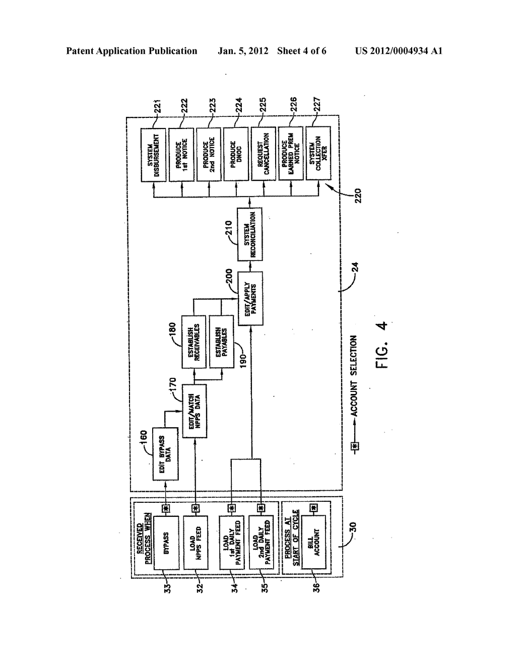 COMPUTER SYSTEM AND COMPUTERIZED METHOD FOR PROCESSING ACCOUNT DATA - diagram, schematic, and image 05