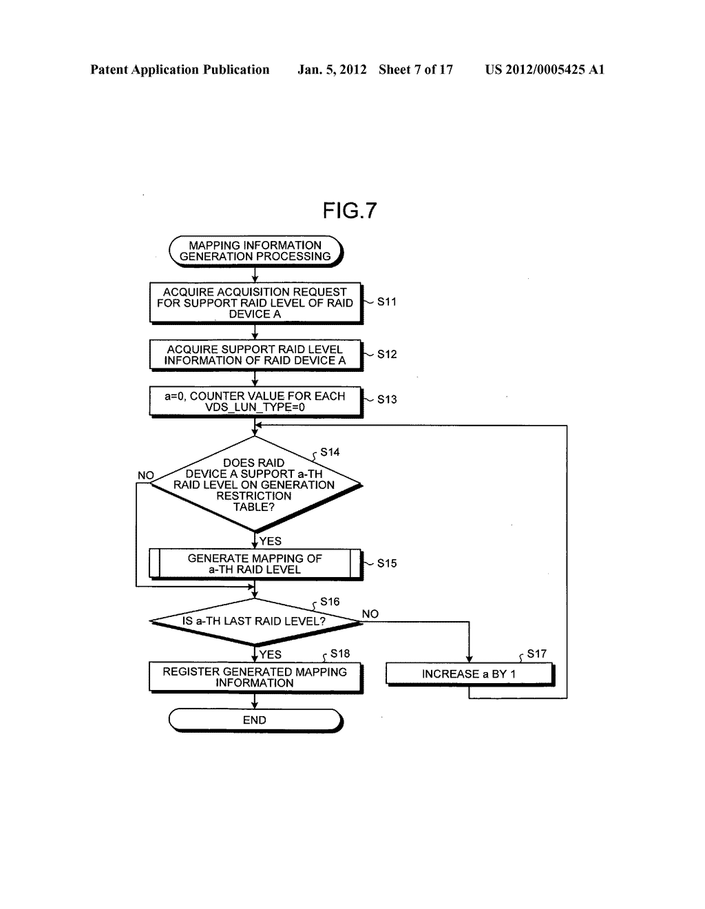 Storage system and storage control method - diagram, schematic, and image 08
