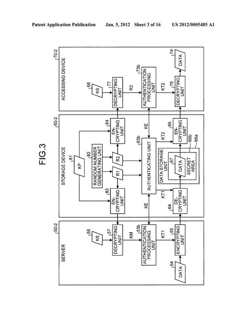 STORAGE DEVICE AND INFORMATION PROCESSING APPARATUS - diagram, schematic, and image 04