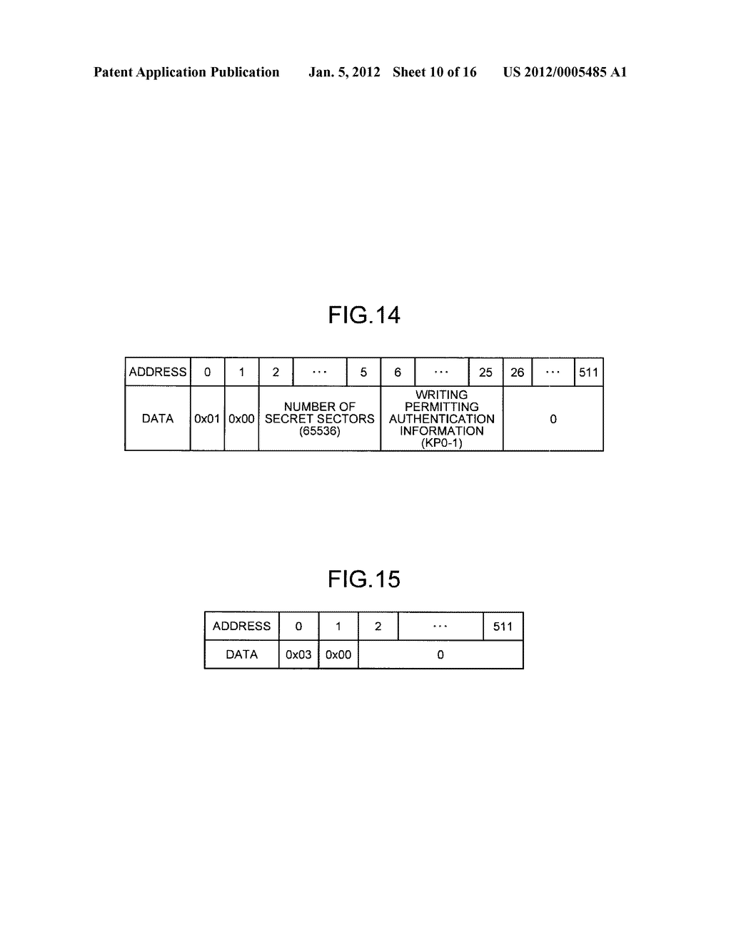 STORAGE DEVICE AND INFORMATION PROCESSING APPARATUS - diagram, schematic, and image 11