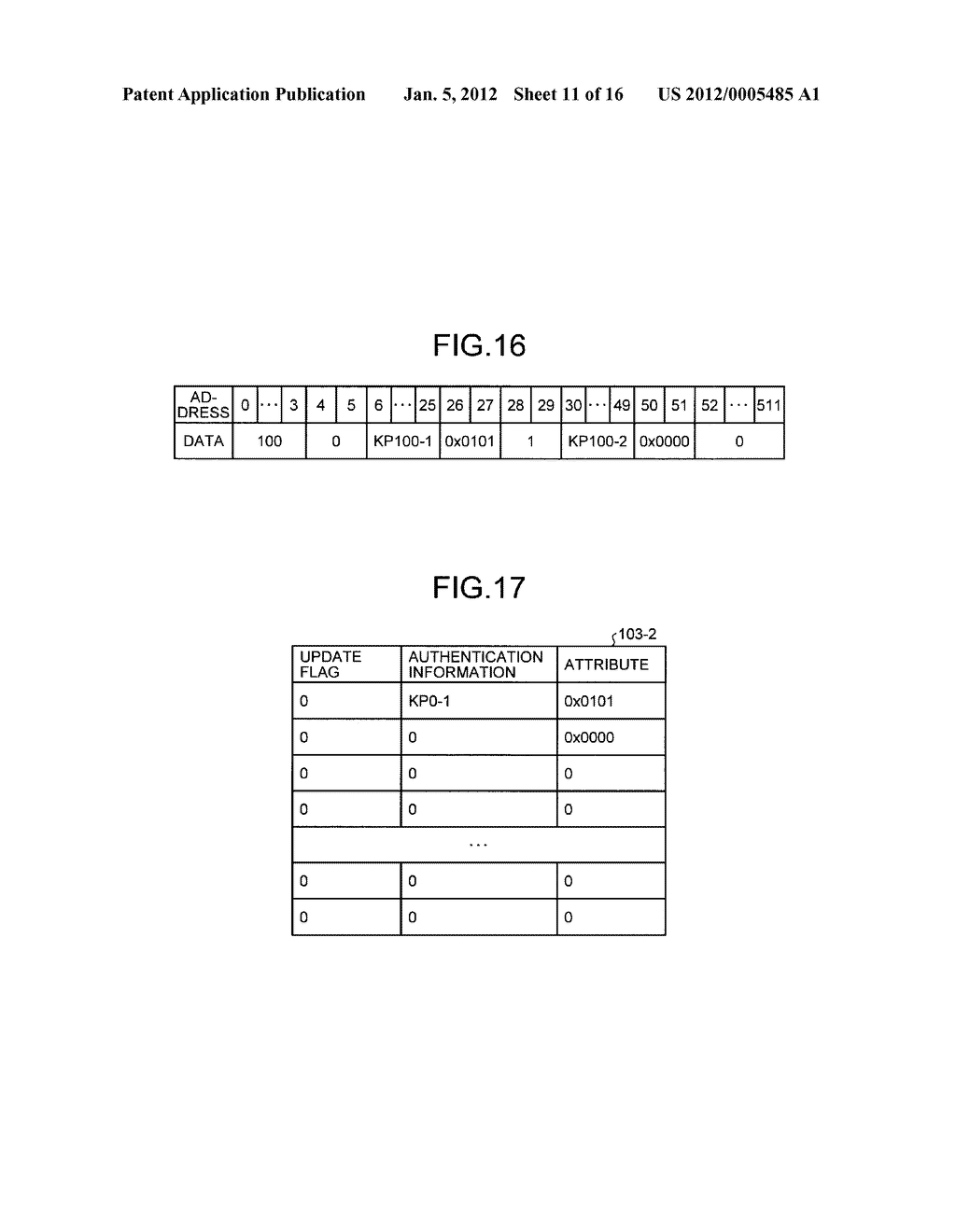 STORAGE DEVICE AND INFORMATION PROCESSING APPARATUS - diagram, schematic, and image 12