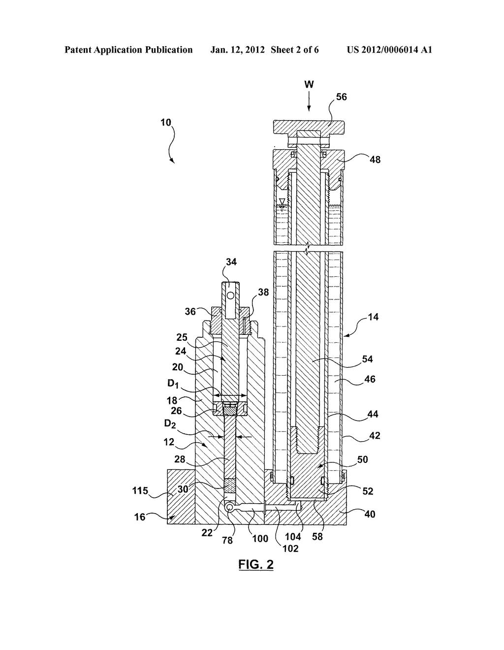 hydraulic bottle jack repair parts