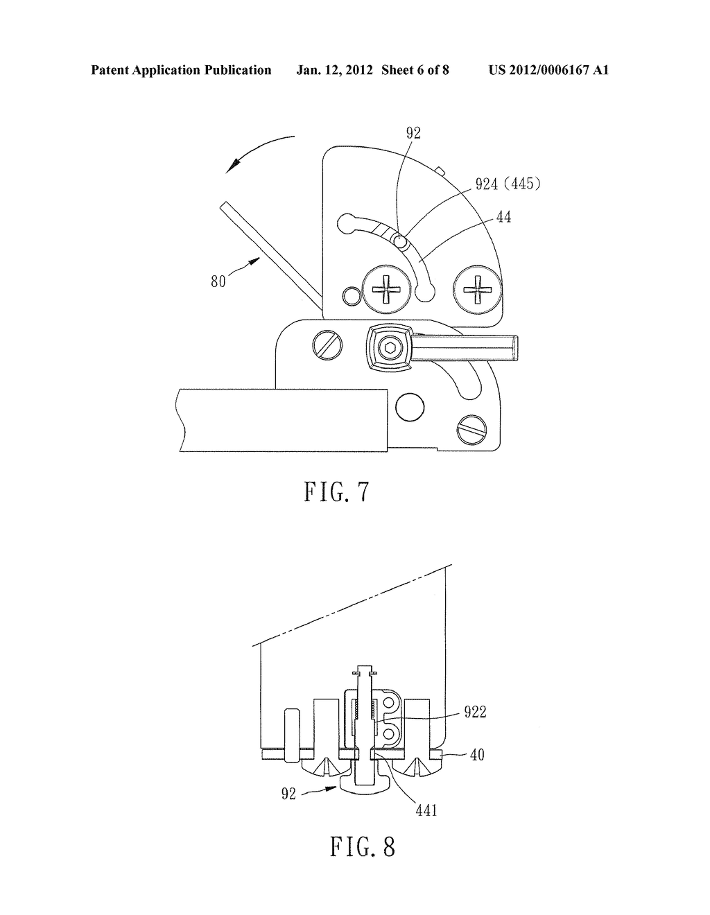 Rip fence device for table saw diagram schematic and image 07 greentooth Choice Image