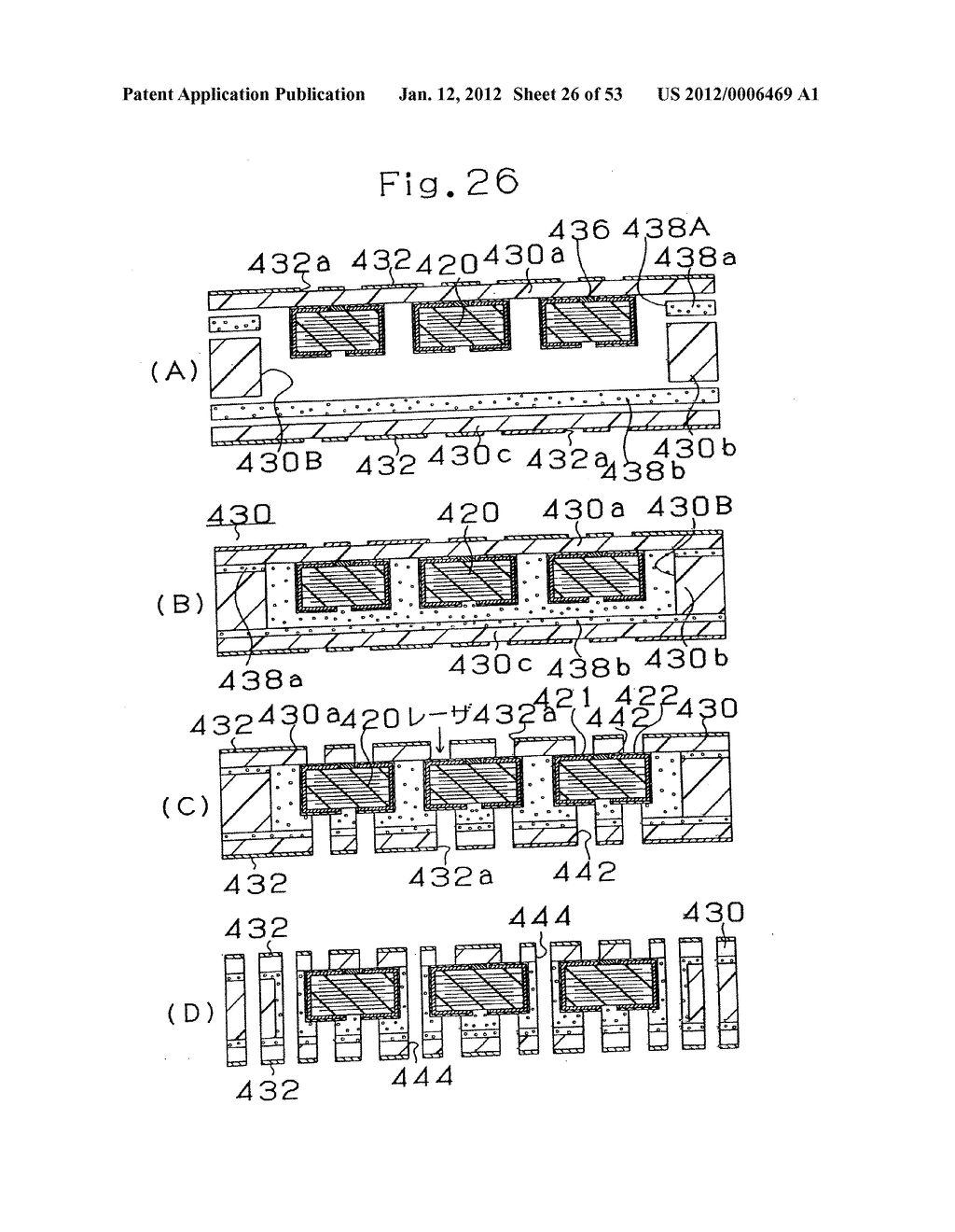 PRINTED CIRCUIT BOARD AND METHOD OF MANUFACTURING PRINTED CIRCUIT BOARD - diagram, schematic, and image 27