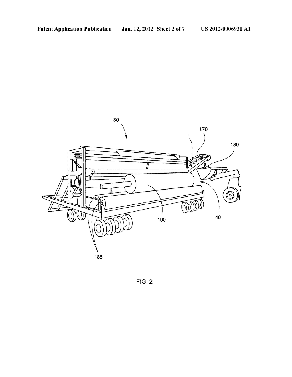 Artificial Turf Remover and Infill Separator, and Method of Use Thereof - diagram, schematic, and image 03