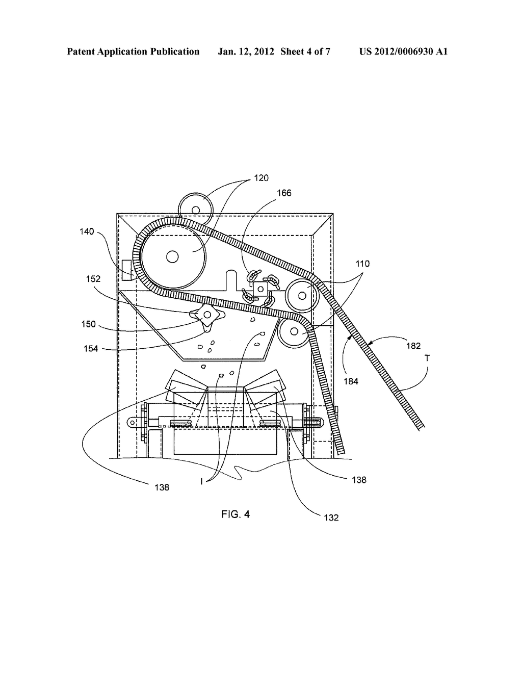Artificial Turf Remover and Infill Separator, and Method of Use Thereof - diagram, schematic, and image 05