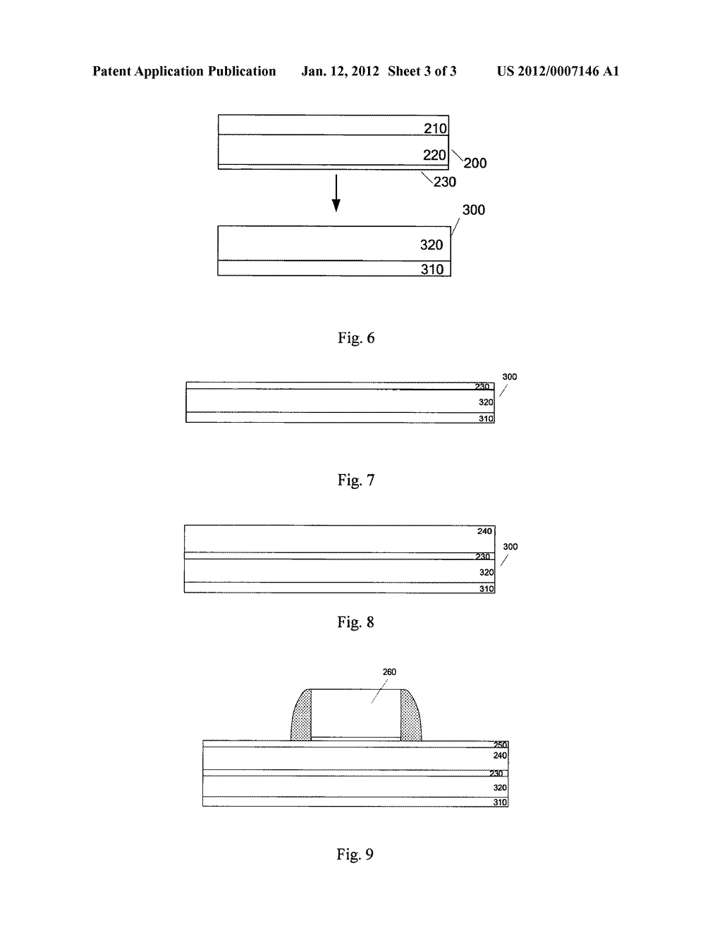 METHOD FOR FORMING STRAINED LAYER WITH HIGH GE CONTENT ON SUBSTRATE AND     SEMICONDUCTOR STRUCTURE - diagram, schematic, and image 04