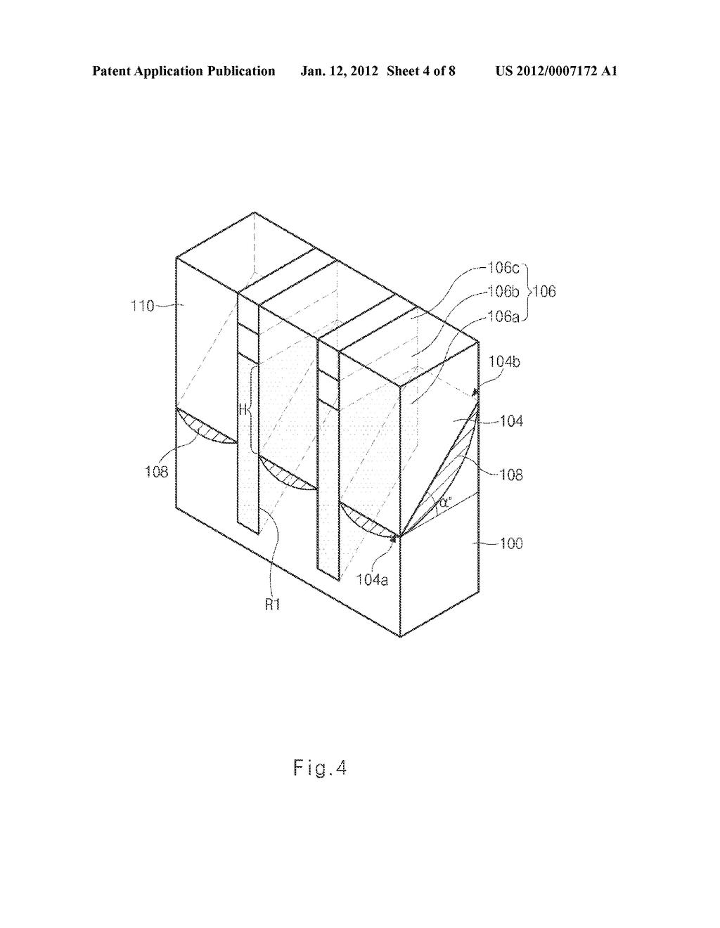 SEMICONDUCTOR DEVICE AND METHOD FOR FORMING THE SAME - diagram, schematic, and image 05