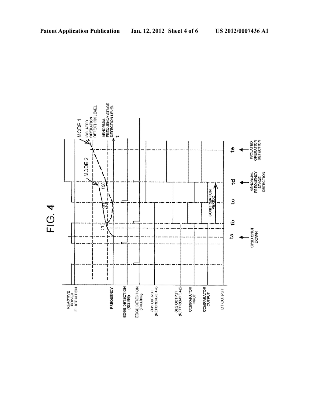 ISOLATED OPERATION DETECTION DEVICE - diagram, schematic, and image 05